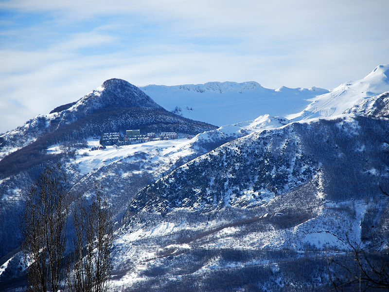 Monte Sassotetto - Sarnano - Dove dormire: Residence Il Glicine