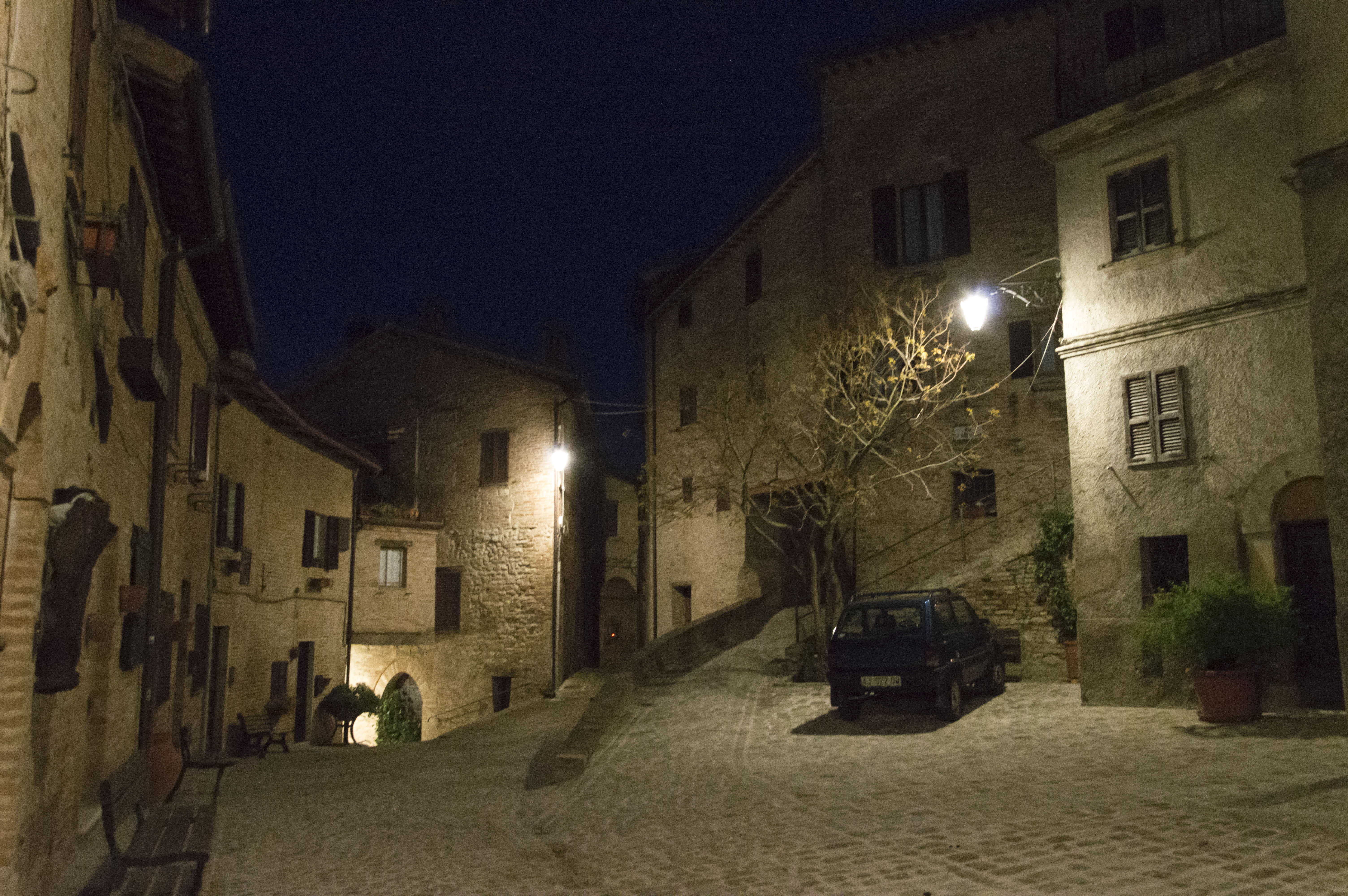 Sarnano - Centro Storico
