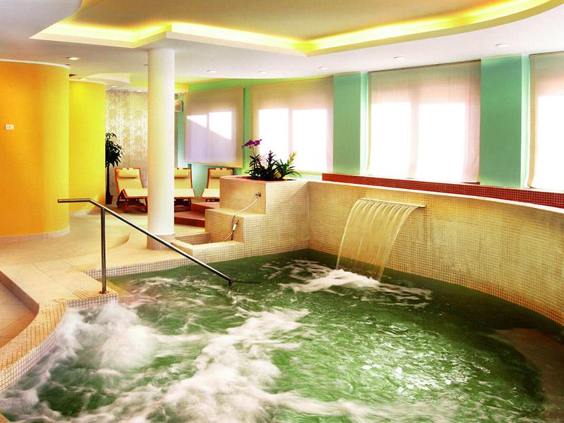 Terme di Sarnano - appartamenti - Residence Il Glicine