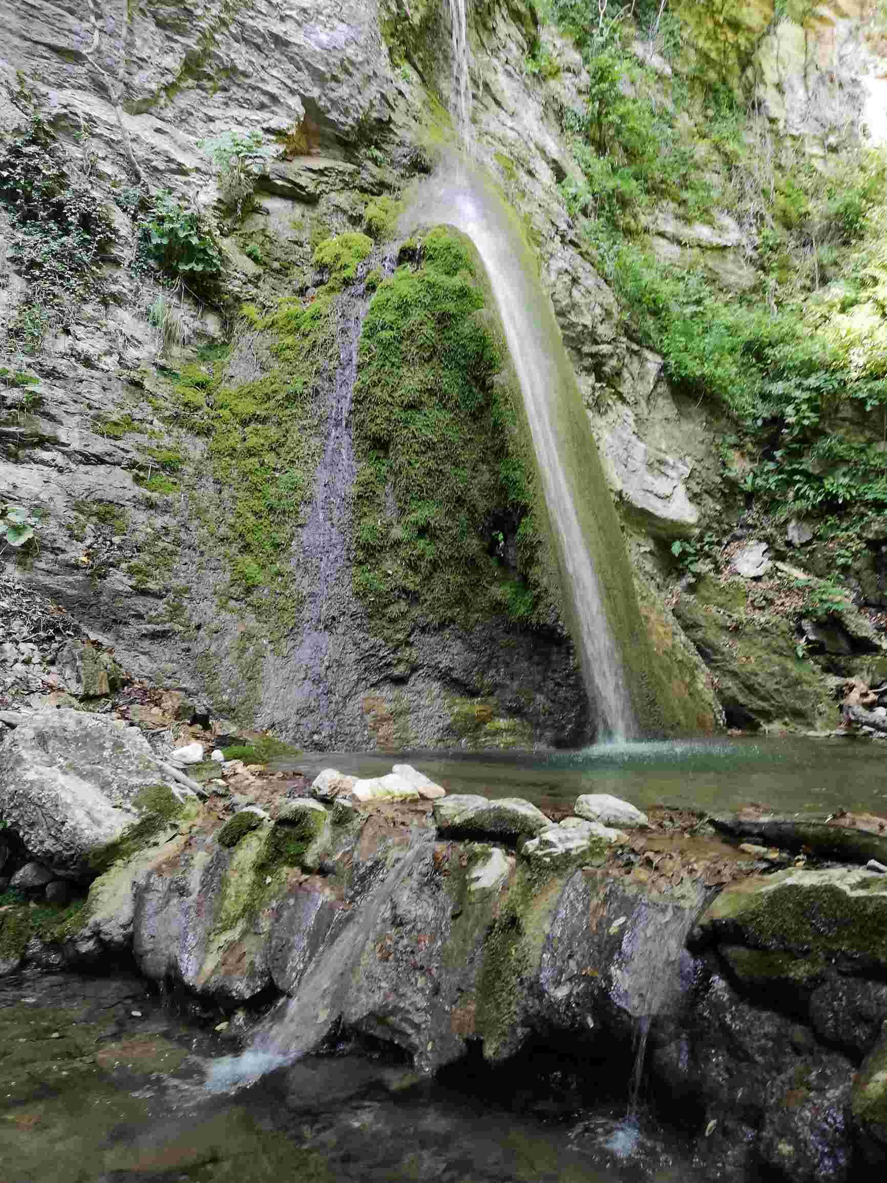 Cascata di Soffiano Sarnano - Residence Il Glicine